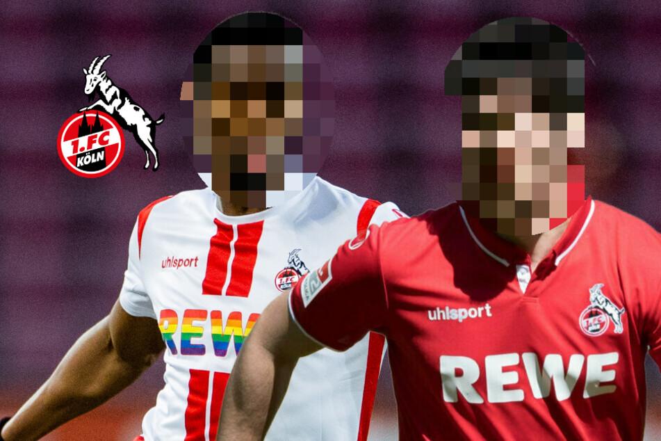Wechsel-Gerüchte beim 1. FC Köln: Wagen diese Spieler noch den Abgang?