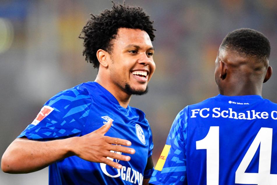 Weston McKennie (22) wurde vom FC Schalke 04 an Juventus Turin ausgeliehen. Er hinterlässt eine Lücke, die intern irgendwie gefüllt werden muss.