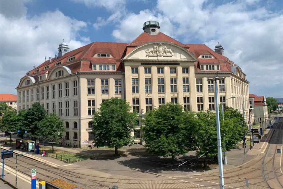 Auch das Leipziger Finanzamt wird am kommenden Montag (5. Juli) wieder für Besucher öffnen.