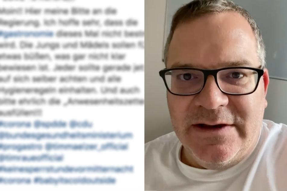 Elton veröffentlicht dringenden Appell an Bundesregierung