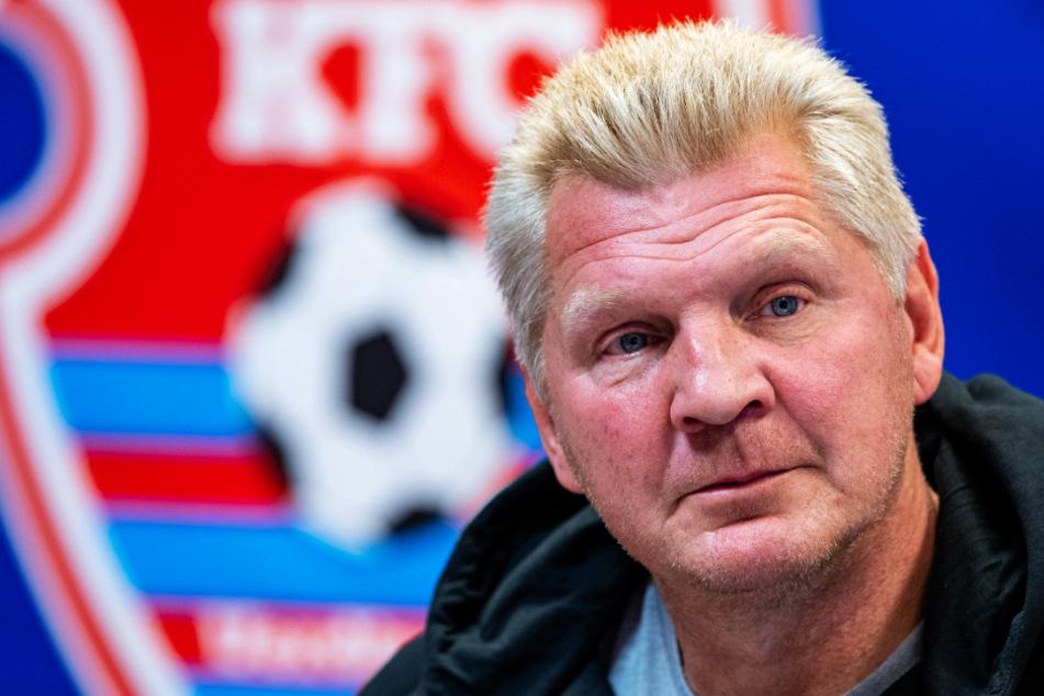 Stefan Effenberg ist auf eigenen Wunsch hin nicht länger Sportmanager des KFC Uerdingen.