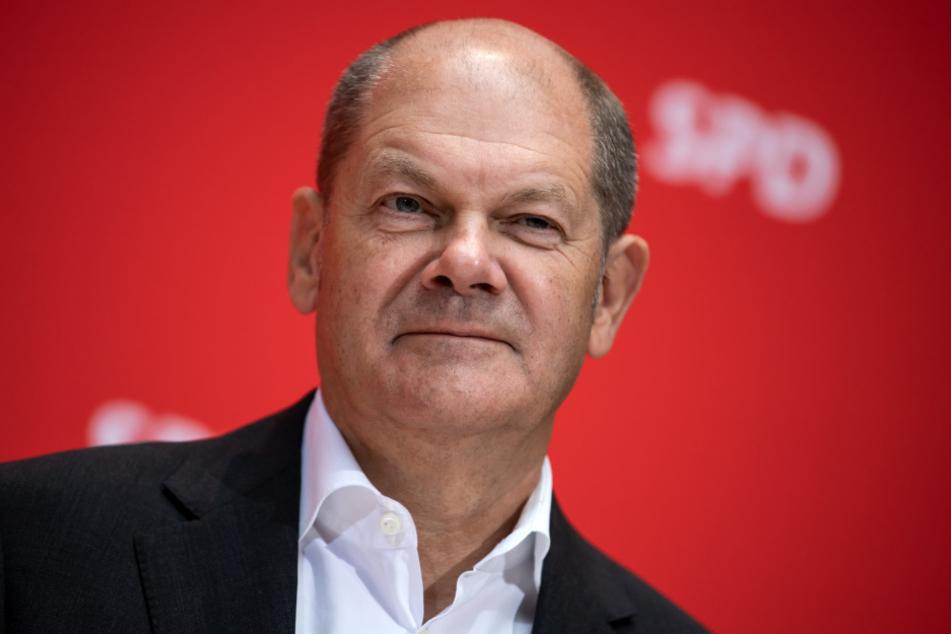 Vizekanzler und Bundesfinanzminister Olaf Scholz (62) ist der Kanzlerkandidat der SPD.