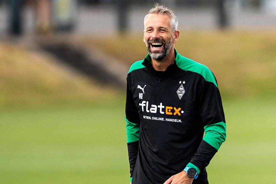 Borussia Mönchengladbachs Coach Marco Rose, gebürtiger Leipziger, wurde zum erotischsten Bundesliga-Trainer gewählt.