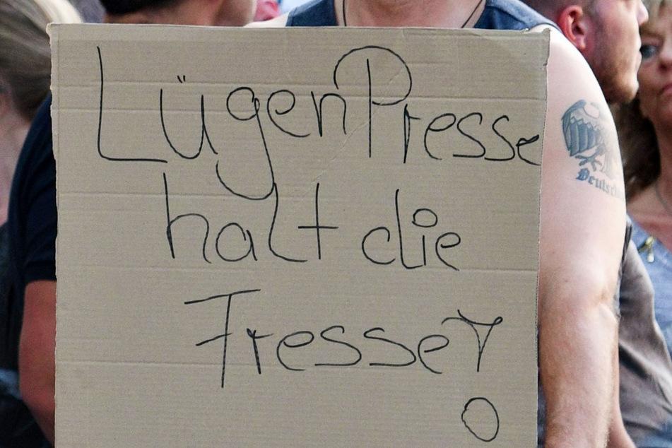 Pressefreiheit in Deutschland verschlechtert sich