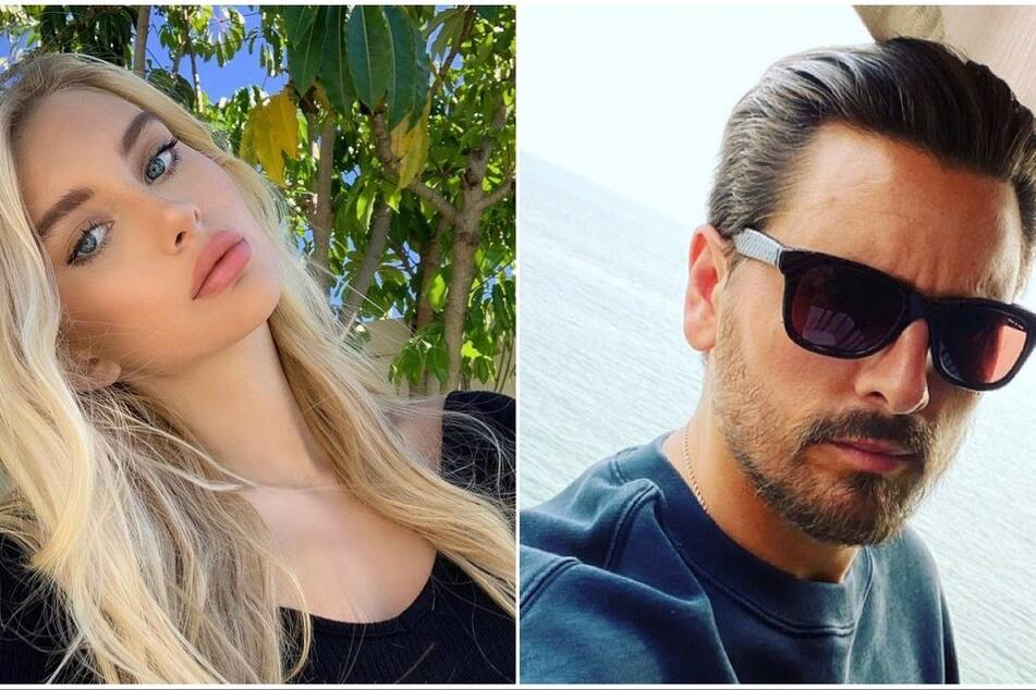Scott Disick rebounds with a 20-year-old model amid Kourtney Kardashian's engagement