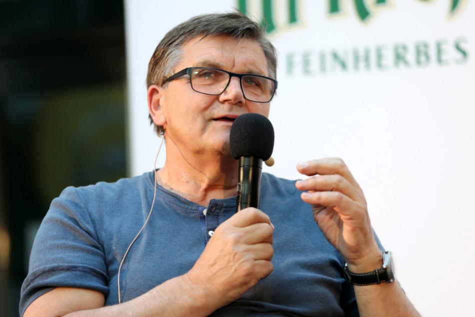 Kult-Trainer Hans Meyer war und ist für seine markigen Sprüche bekannt.