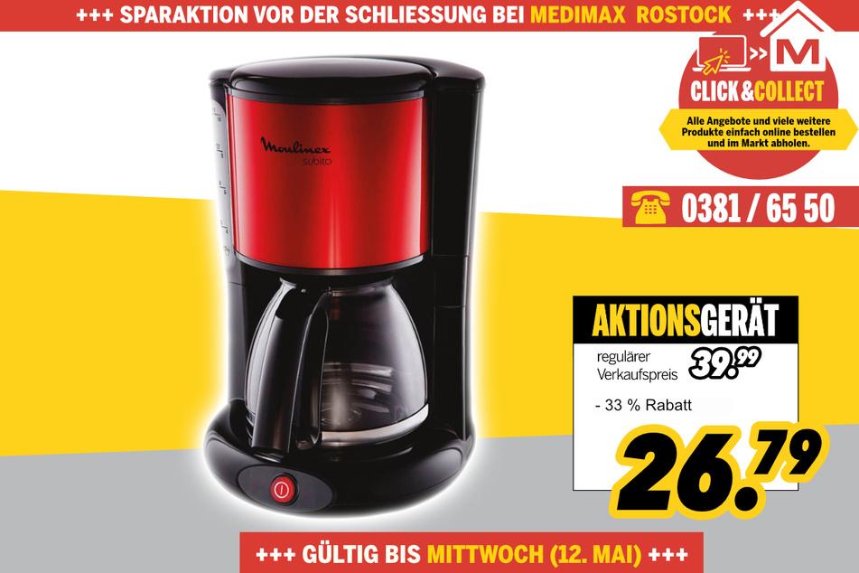 FG 360 von Moulinex für 26,79 Euro