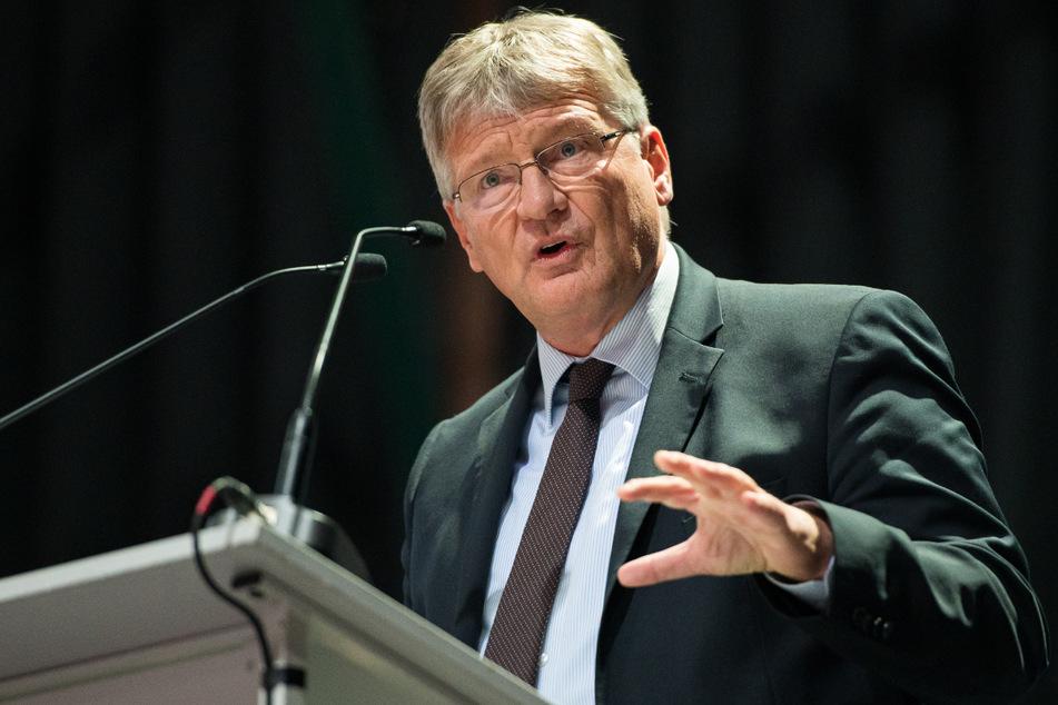 AfD-Bundessprecher Jörg Meuthen (59).