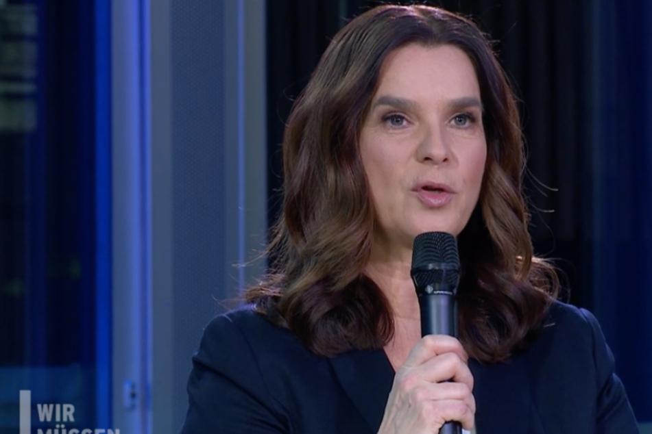 """""""Wir müssen reden!"""" Katarina Witt: """"Wir baden das Missmanagement unserer Politik aus"""""""