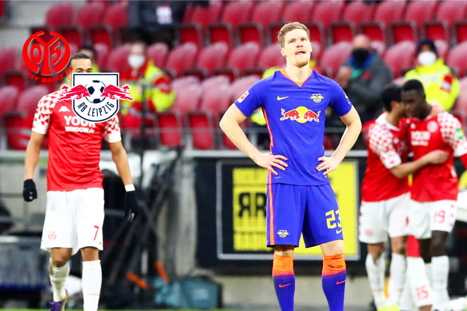 RB Leipzig lässt sich von Mainz in Meisterschaftssuppe spucken und kassiert bittere Pleite!