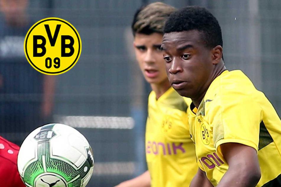 BVB-Juwel Moukoko übel beleidigt: Nun meldet sich der Youngster selbst zu Wort!