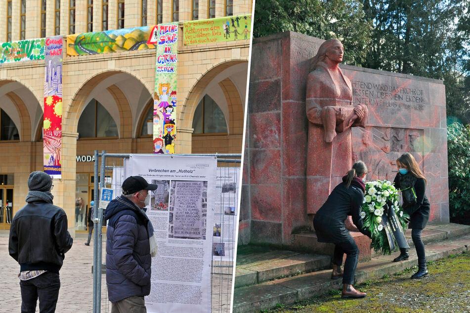 Friedenstag 2021: So gedachte Chemnitz der Bombardierung
