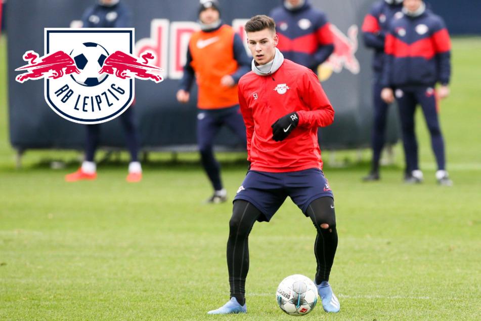 RB Leipzig leiht Eigengewächs Tom Krauß in die 2. Bundesliga aus!