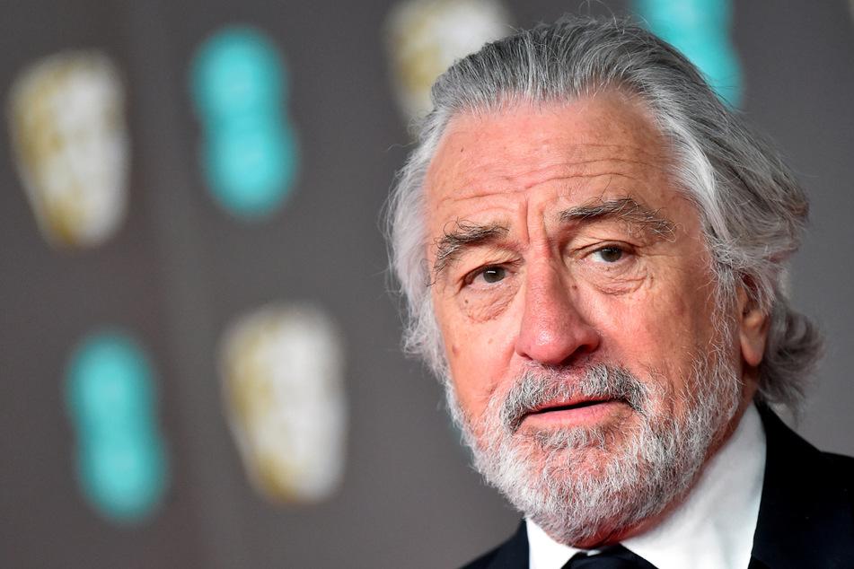 Bein gebrochen? Robert De Niro verletzt sich beim Dreh zum nächsten Scorsese-Film