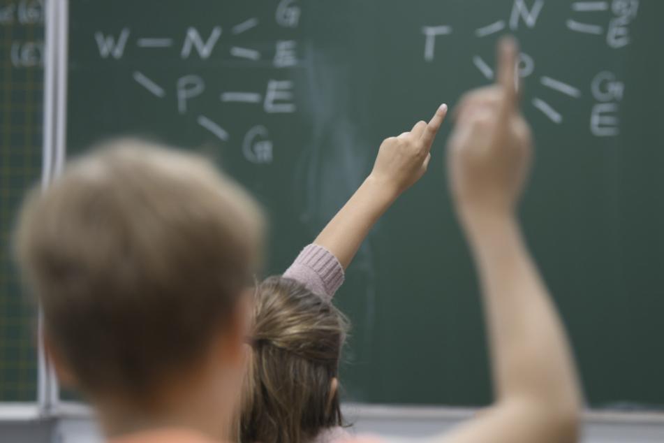 In Penig fällt der Unterricht vorerst aus (Symbolbild).