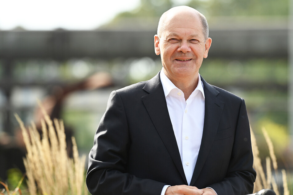 Olaf Scholz (63, SPD) gab sich dieser Tage siegessicher. Doch in den aktuellen Umfragen wird es immer enger für ihn.