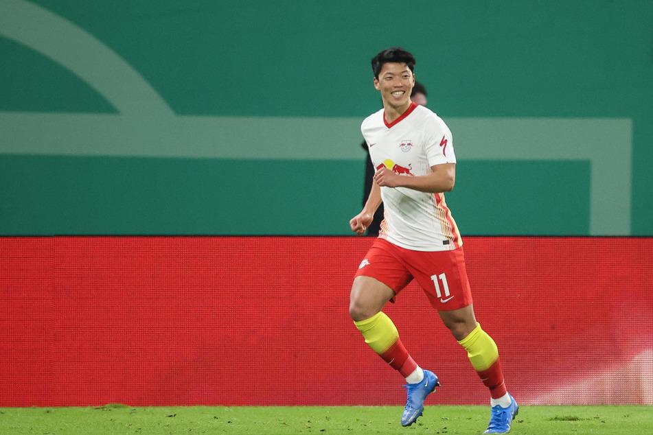 Hee-chan Hwang (25) soll momentan im Gespräch für einen Wechsel zu den Wolverhampton Wanderers sein.
