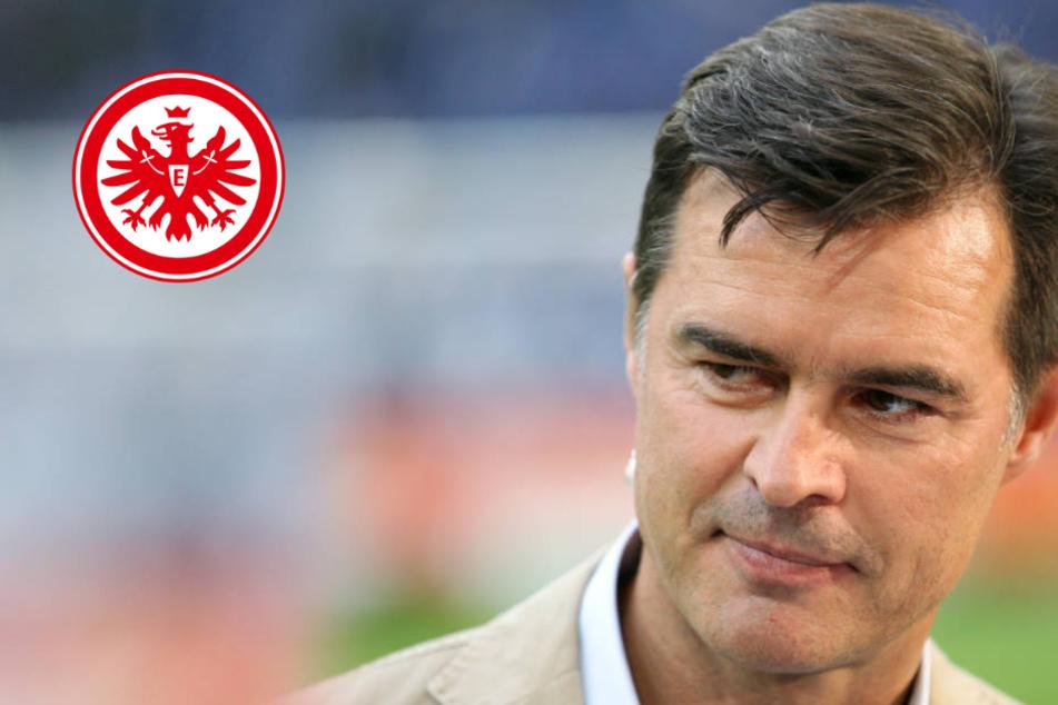 """Ex-Frankfurter Berthold ätzt gegen Eintracht: """"Beängstigender Zustand"""""""