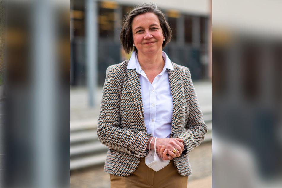Die Ex-OB-Kandidatin Almut Patt (51, CDU) ist nun Aufsichtsratsmitglied in der Kulturhauptstadt-GmbH.
