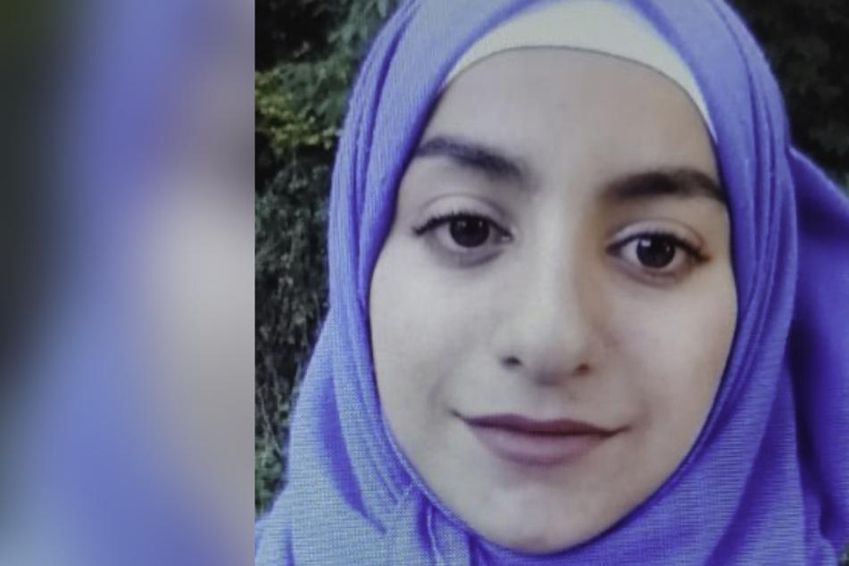 Diese 16-Jährige ist spurlos verschwunden.