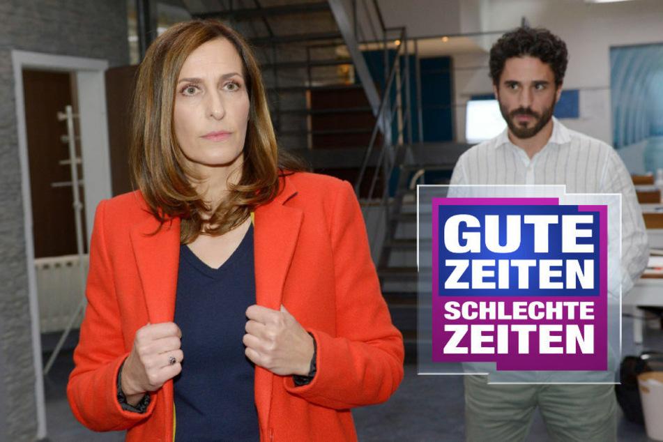 GZSZ: Katrin geht auf Ganze und versucht, Tobias zu verführen