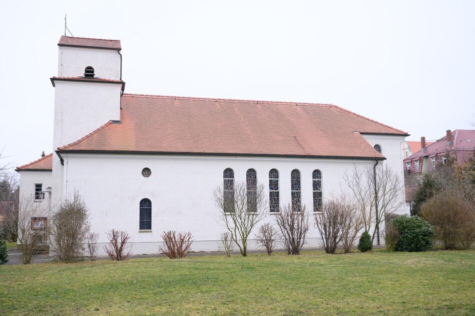 Die Römisch-Katholische Kirche St. Georg der gleichnamigen Gemeinde.