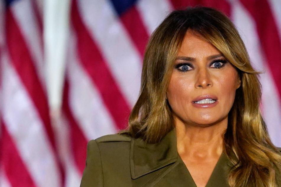 Melania Trump will sich angeblich schnellstmöglich scheiden lassen