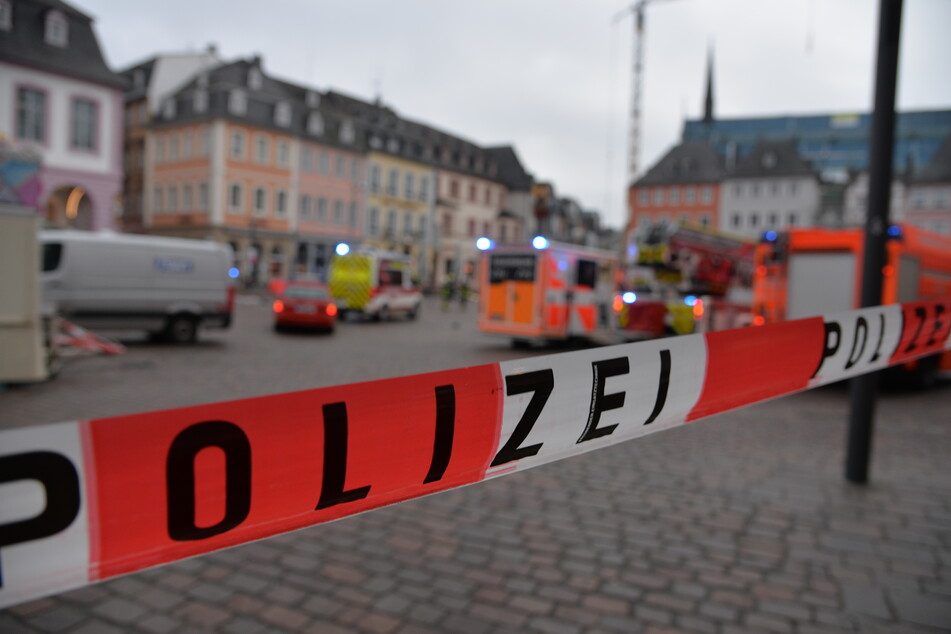 Die Menschen sollen die Innenstadt von Trier weiträumig meiden.