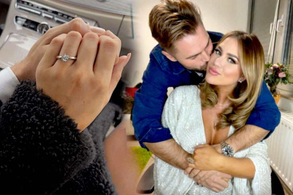 Liebe im Eiltempo: Jessica Paszka und Johannes Haller haben sich verlobt!