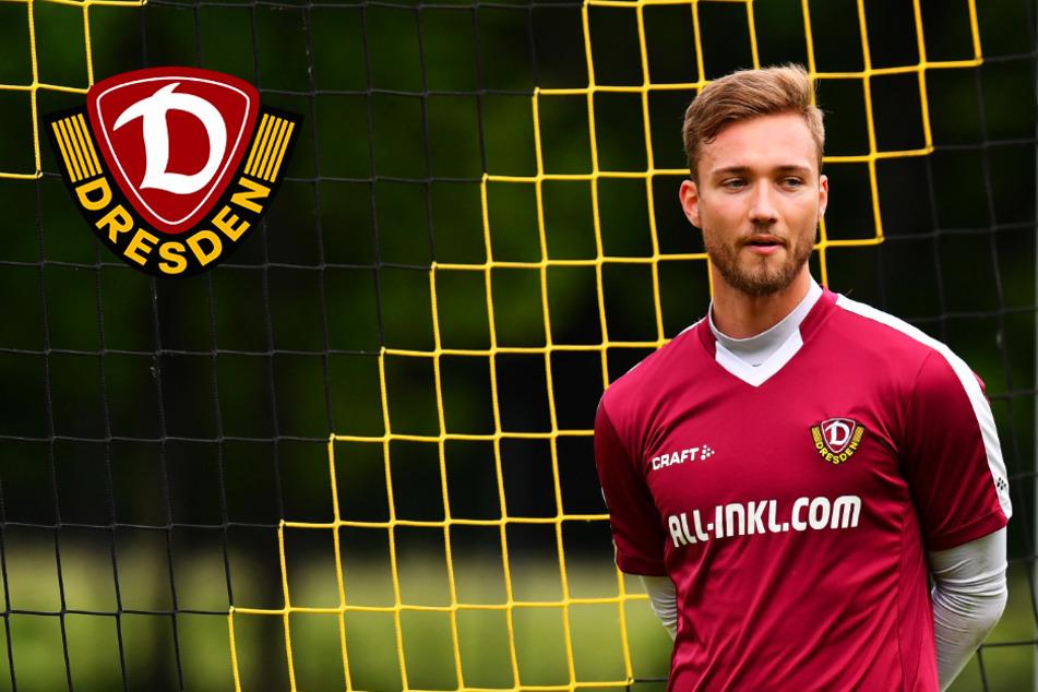 """Dynamo-Keeper Boss: Erster und letzter Einsatz? """"Entscheidung ist noch nicht gefallen"""""""