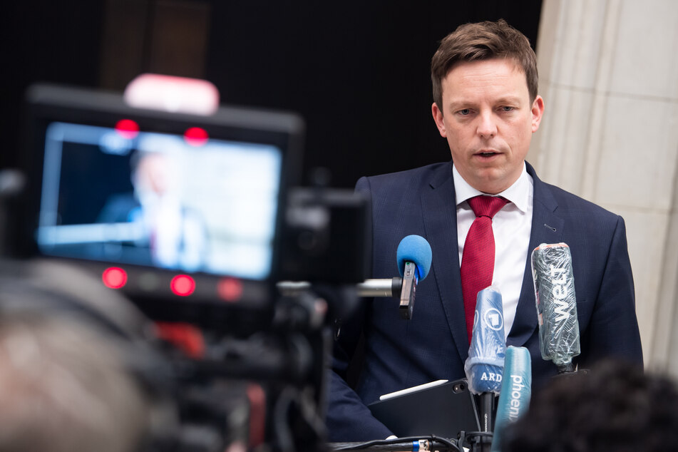 Tobias Hans (CDU), Ministerpräsident des Saarlands.
