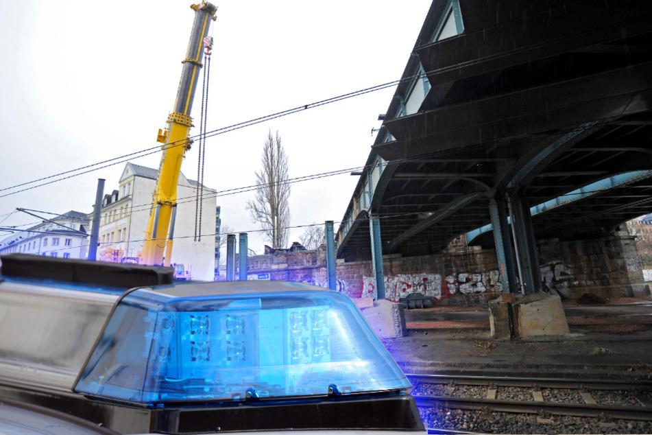 Chemnitz: Chemnitz: Personen in der City mit Pistole bedroht