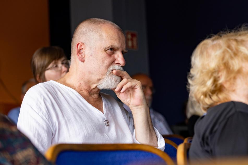 Der Dresdner Trickfilmer Lutz Stützner (†64) verstarb am Montag.