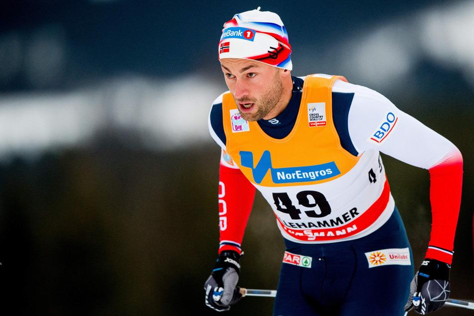 Norwegen, Lillehammer: Ski nordisch/Langlauf, Weltcup, Sprint klassisch, Herren: Petter Northug (34) aus Norwegen in Aktion.