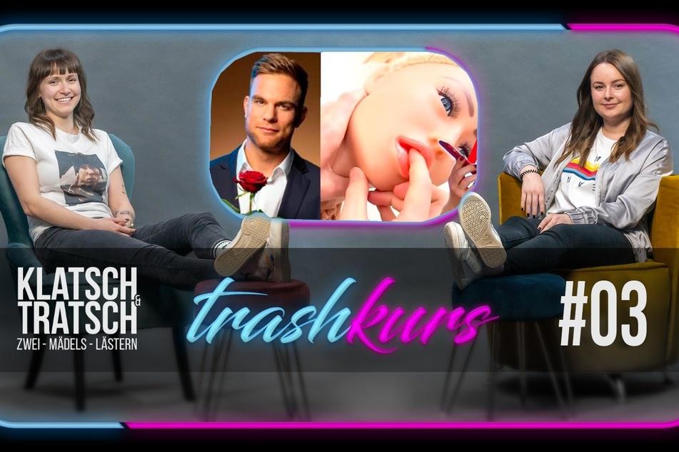 Bachelor: Trashkurs 3: Wie gefährlich ist eigentlich Katjas neue Sex-Puppe?