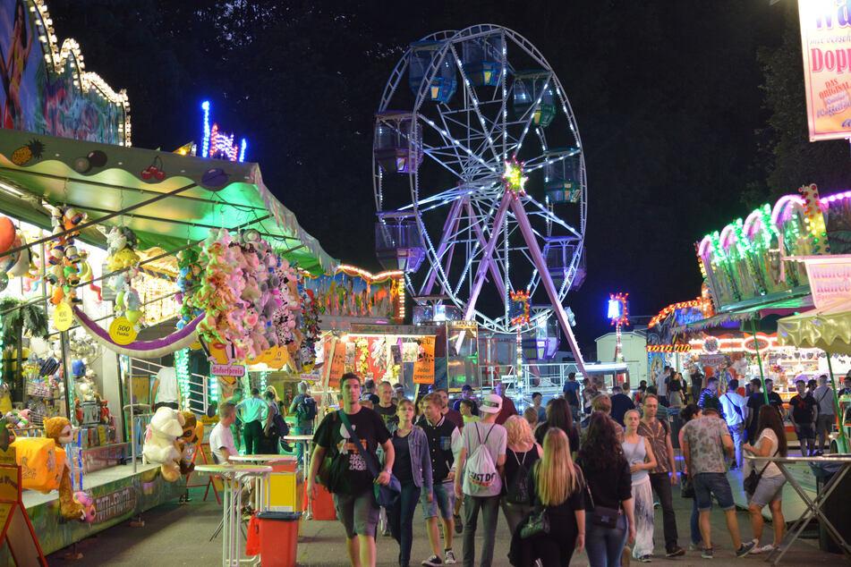 Der Rummel auf dem Richard-Hartmann-Platz in Chemnitz ist beliebt. Die Mieten könnten um bis zu 20 Prozent steigen.