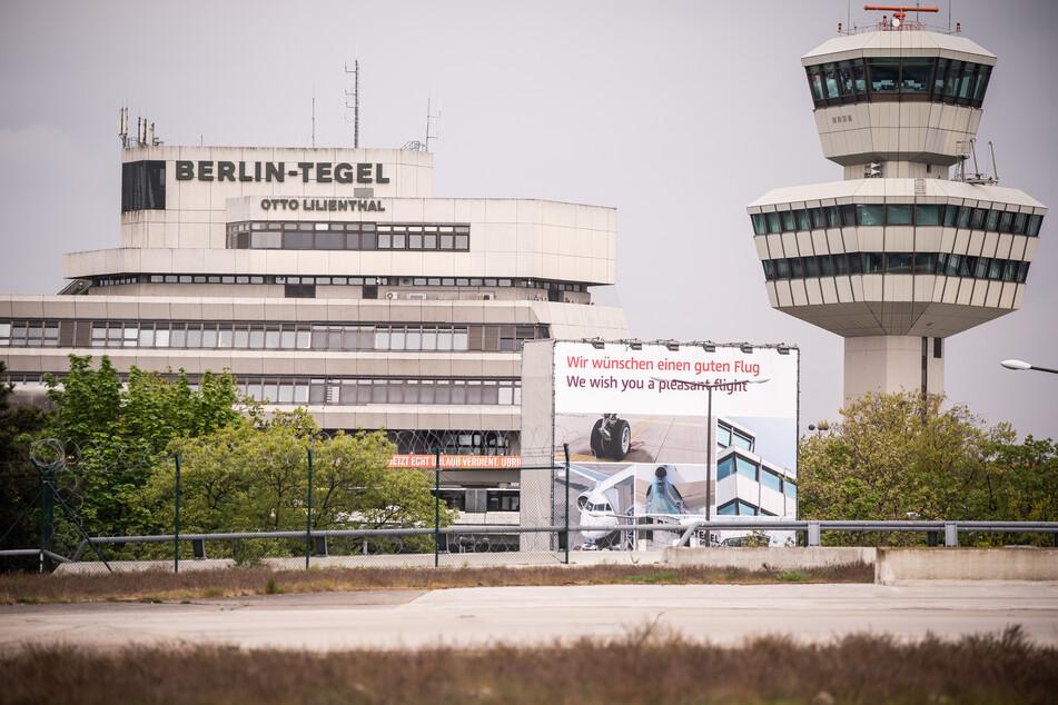 Ruhe herrscht am Terminal 1, dem Hauptgebäude des Flughafen Tegels. Der Berliner Flughafen Tegel kann am 15. Juni vorübergehend außer Betrieb gehen.