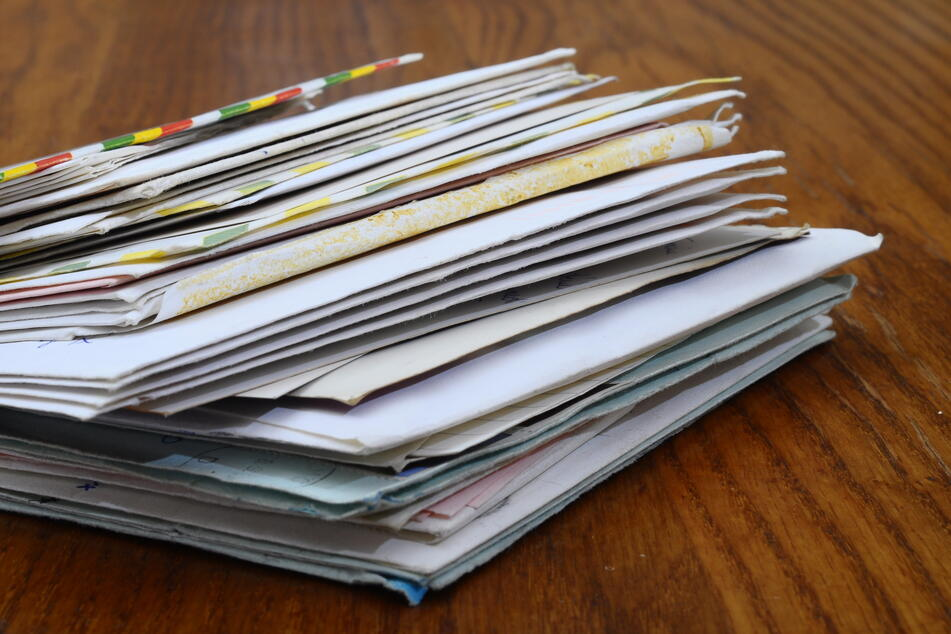 John Atwell got birthday cards from all over the world (stock image).