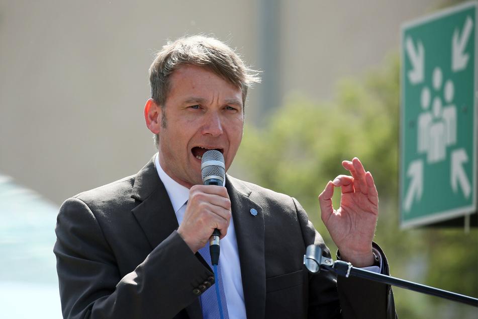 Nimmt den Vorfall ernst: Landtagsabgeordneter André Poggenburg (44).