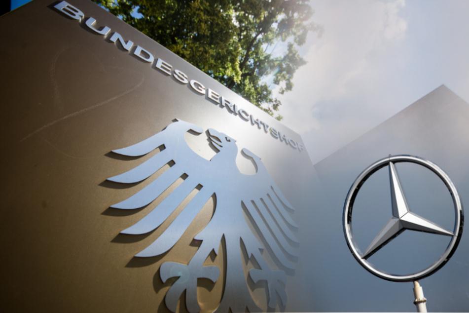 Diesel-Klage: Daimler muss sich vor dem BGH verantworten