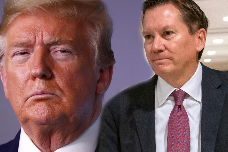 Donald Trumps Rache: Generalinspekteur der Geheimdienste gefeuert