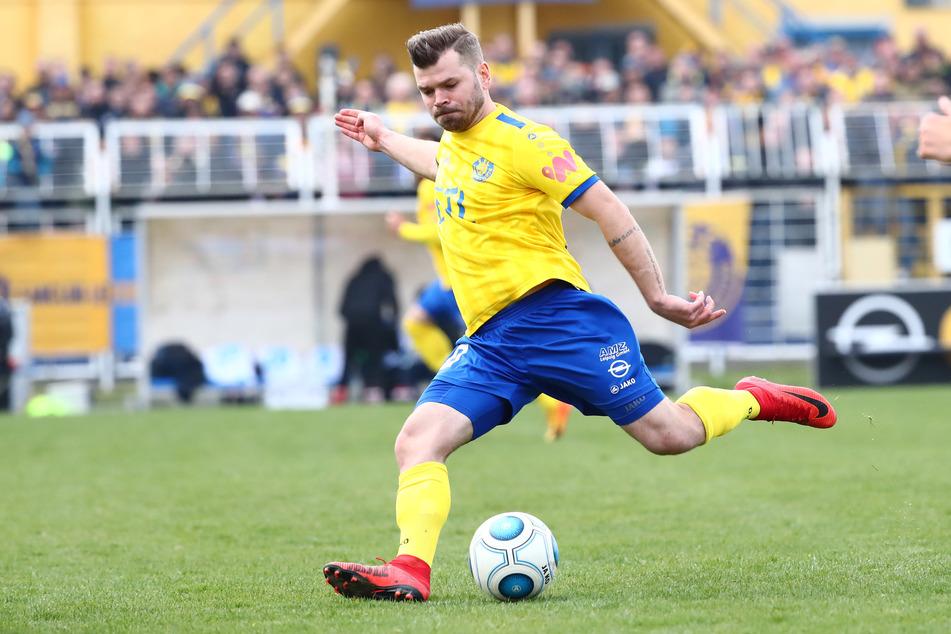 Paul Schinke (30) war Kapitän von Lok Leipzig. Beim Landespokal 2019 verschoss er im Halbfinale gegen den CFC den entscheidenden Elfmeter.