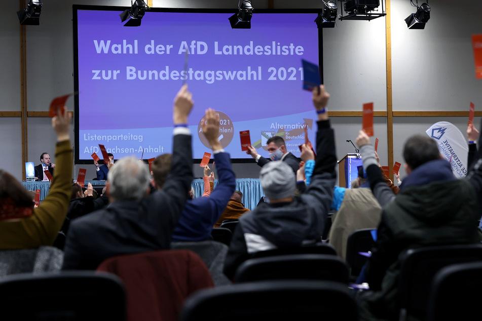AfD-Parteitag in Magdeburg: Weiteres Treffen bereits für Januar geplant