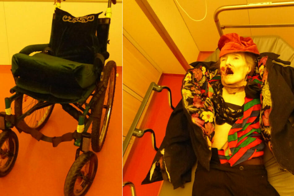 Berlin: Mann stellt tote Frau im Rollstuhl in Klinik ab und geht: Polizei tappt weiter im Dunkeln