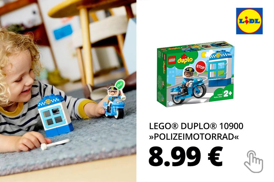 "LEGO® DUPLO® 10900 ""Polizeimotorrad"""