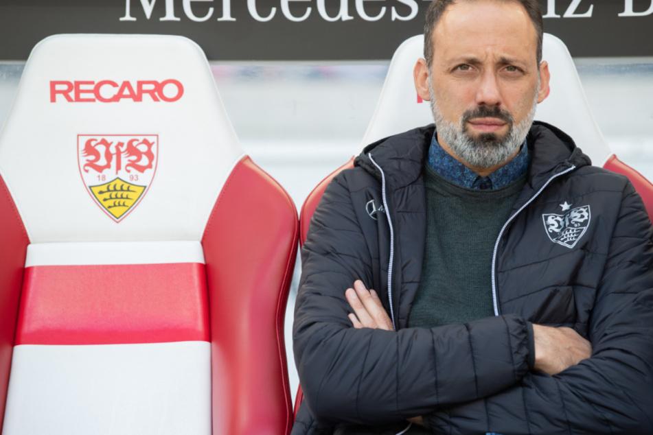 Pellegrino Matarazzo ist seit Januar 2020 Cheftrainer des VfB Stuttgart.