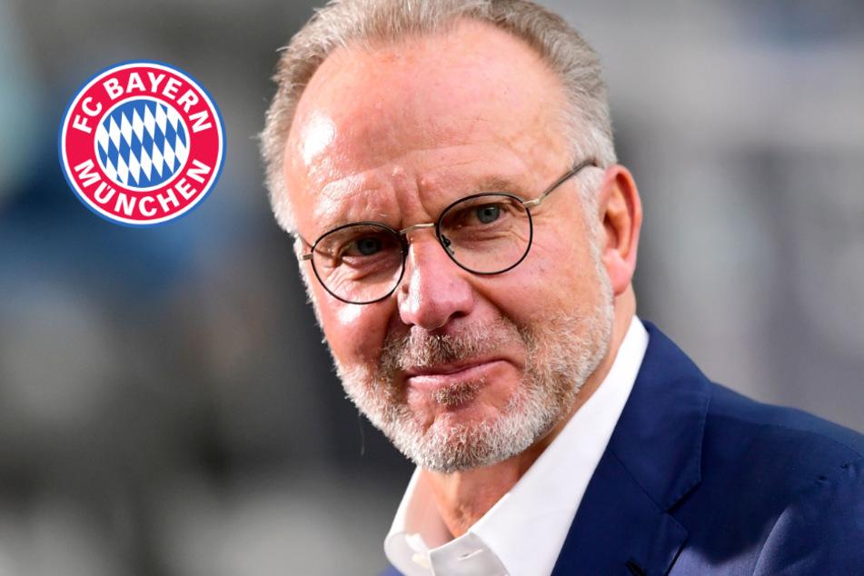 """FC Bayern verkündet vorzeitigen Abschied von Rummenigge: """"So soll es sein"""""""