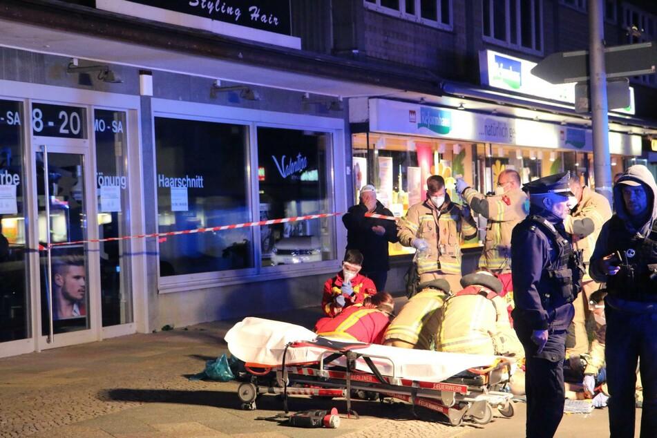 Mann auf offener Straße erstochen: Mutmaßlicher Messer-Mann in U-Haft!