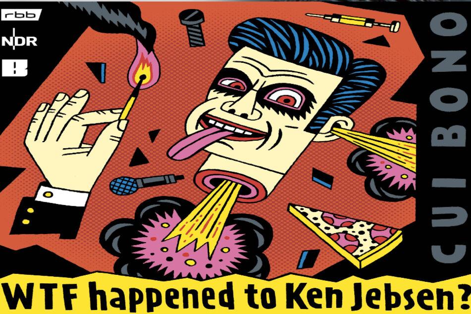 """Über drei Millionen Mal wurde der spannend gemachte Podcast """"Cui Bono - WTF happened to Ken Jebsen"""" abgerufen."""