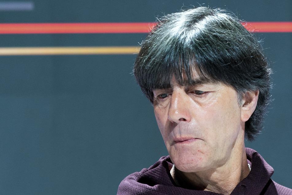 Joachim Löw (61) verabschiedete sich von der Bundestrainer-Bühne am Mittwoch mit einer Pressekonferenz.